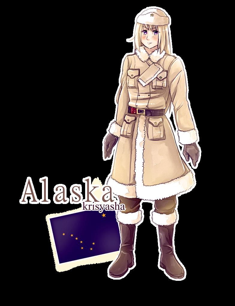 APH Alaska (OC) by krisyasha