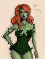Poison Ivy by BlanqueKay