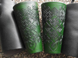 Tree of Life bracer 2 by Lord-Entpooh
