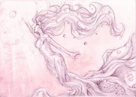 Apple Tree sketch by Petshop17