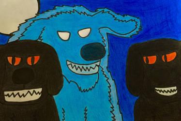 Canine Spirit. by Nyumon202