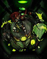 Com: Gurren Shock Coloured by eecomics