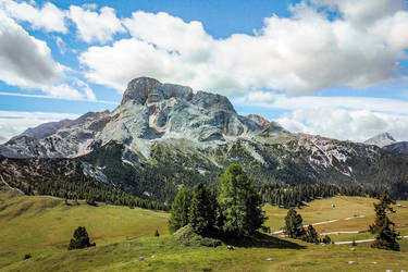 Dolomiti | 2016 - Platswaisse - Croda Rosa by weronicamc