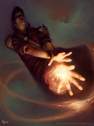Fireball by jeffreylai