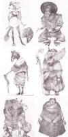 Sketchbook 13 by jeffreylai
