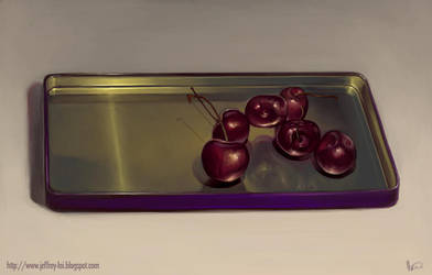 Cherry by jeffreylai