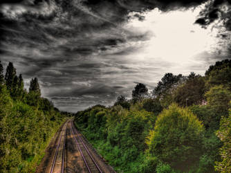 traintrack by OliHDR