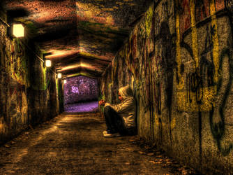 Sarahs Tunnel by OliHDR