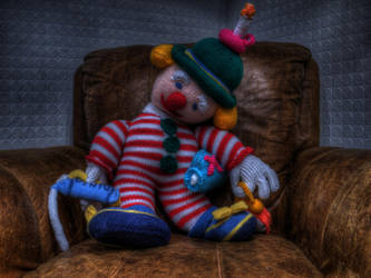 Lazyclown by OliHDR