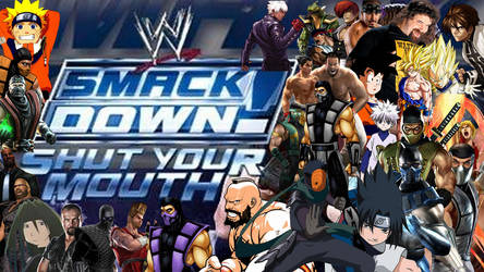 WWE SmackDown! SYM Special Roster by yoink13
