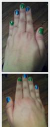 Impressive nail Art by magiccheynne02321