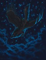 Lazuli Skies by KatieHofgard