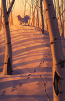 Spirit of the Snow by KatieHofgard