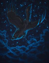 Falling From Lazuli Skies by KatieHofgard