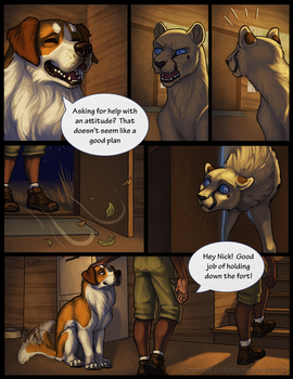 100 Deeds Page 05 by KatieHofgard