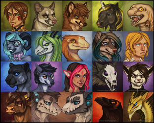 Icons 04 by KatieHofgard