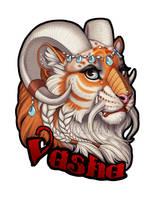 Vasha Badge by KatieHofgard