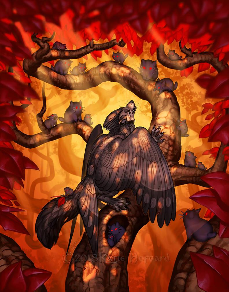 Autumn Spirits by KatieHofgard