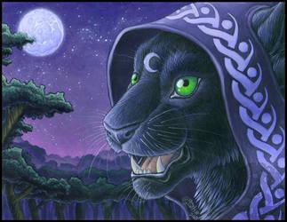 Felis Lunaris by KatieHofgard