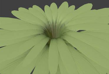 exploring 3D mesh Julia flower - MetalIFS v0.26 by ABlipinTime
