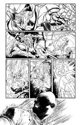 AQUAMAN Issue 13 Page 12 by julioferreira