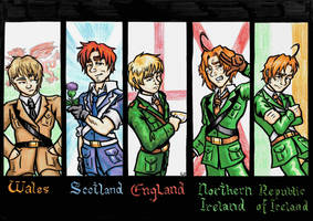 APH - This is the UK + Ireland by Raax-theIceWarrior
