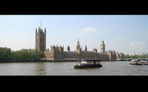 Thames wallpaper by d3lf