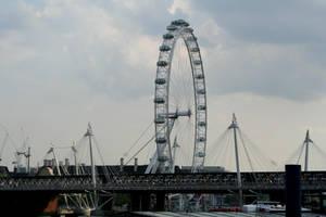 London Eye IV by d3lf