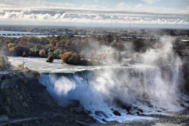 American Falls, Niagara by d3lf