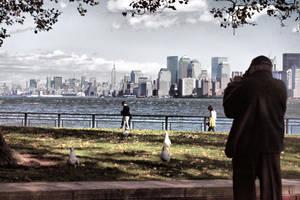 Manhattan by d3lf