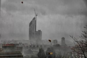 Sometimes it rains... by d3lf