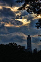 Central Park HDR by d3lf