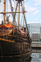 Golden Hind HDR by d3lf