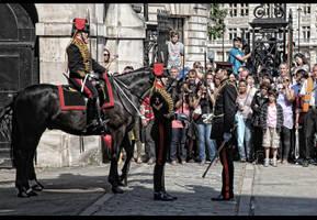 Royal Horse Artillery I by d3lf
