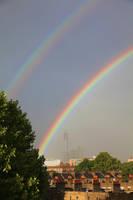 Double Rainbow by d3lf