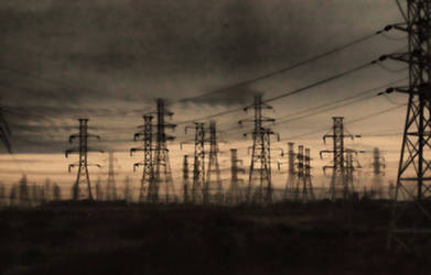 Attack of the Pylons by d3lf