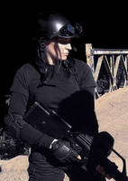Sniper Kat by d3lf