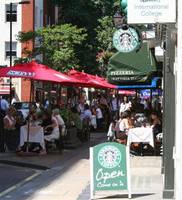 London Side street by d3lf
