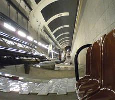 Tube platform by d3lf