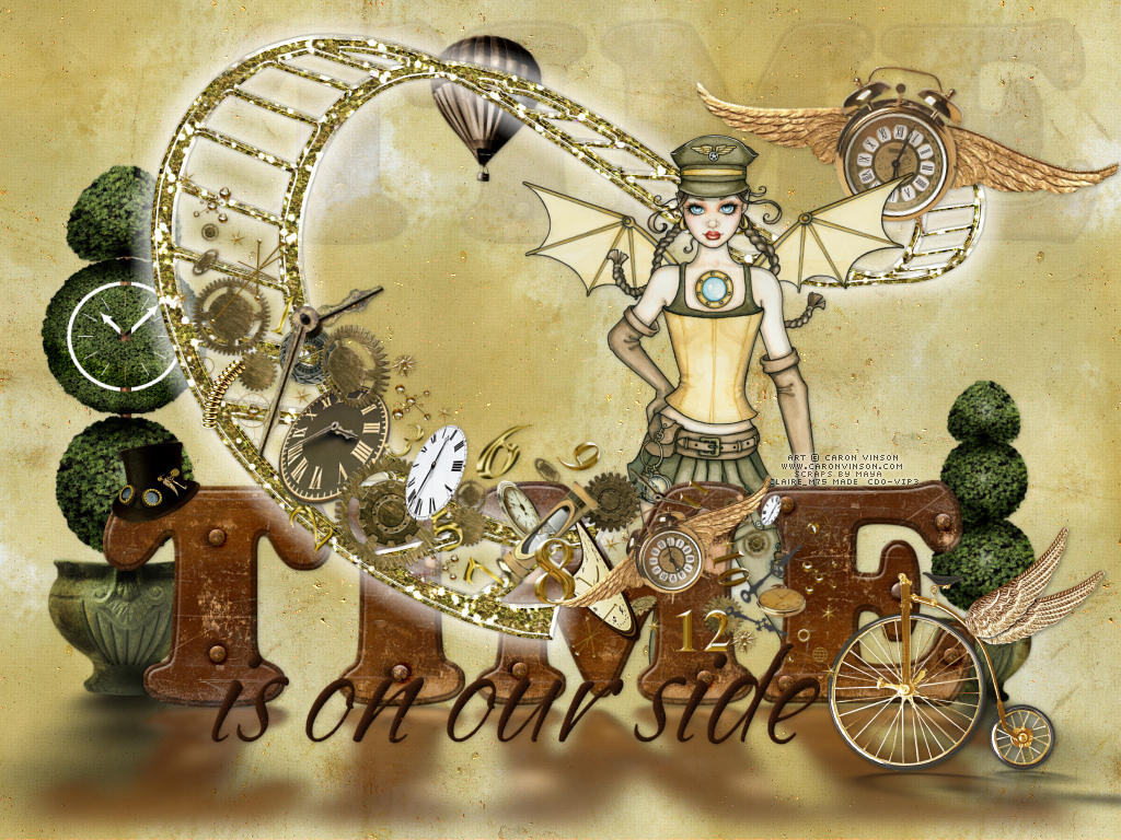 CV_SteampunkFairy Wallpaper by CreativeDesignOutlet