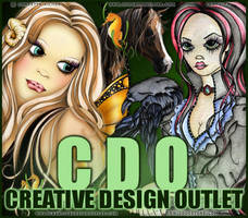 CDO Artist Of The Month Jan 2013 - Concetta Kilmer by CreativeDesignOutlet