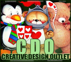 CDO Artist Of The Month Feb 2013 - Ken Morton! by CreativeDesignOutlet
