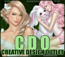 CDO Artist Of The Month March 2013 - Anna Liwanag! by CreativeDesignOutlet