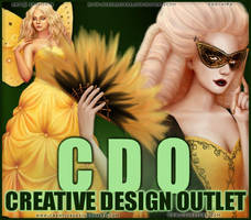 CDO Artist Of The Month April 2013 - Enamorte! by CreativeDesignOutlet