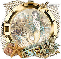 Vinson - Hello by CreativeDesignOutlet