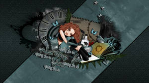 PinUp Toons - Wallpaper by CreativeDesignOutlet