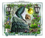 Enamorte - Good Morning Fairy by CreativeDesignOutlet