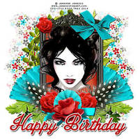 Janesko - Happy Birthday by CreativeDesignOutlet
