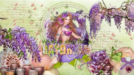Lazareva Daydreamer wallpaper by CreativeDesignOutlet