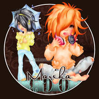 CDO Artist Of The Month April 2018 - Marika! by CreativeDesignOutlet